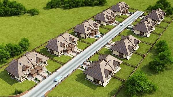 Расстояние между жилыми домами