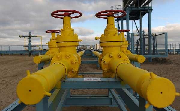 Загородный газопровод