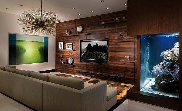 Расстояние от дивана до телевизора