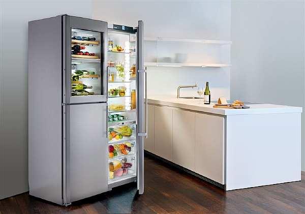 Расстояние от холодильника до стены
