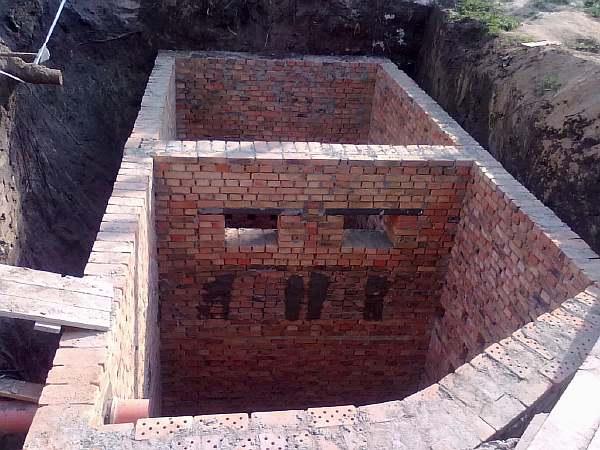 Расстояние от колодца до выгребной ямы