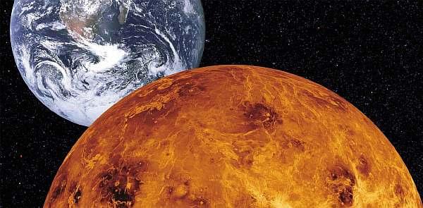 Расстояние от Земли до Венеры