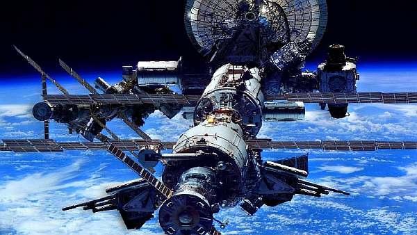 Расстояние от Земли до МКС