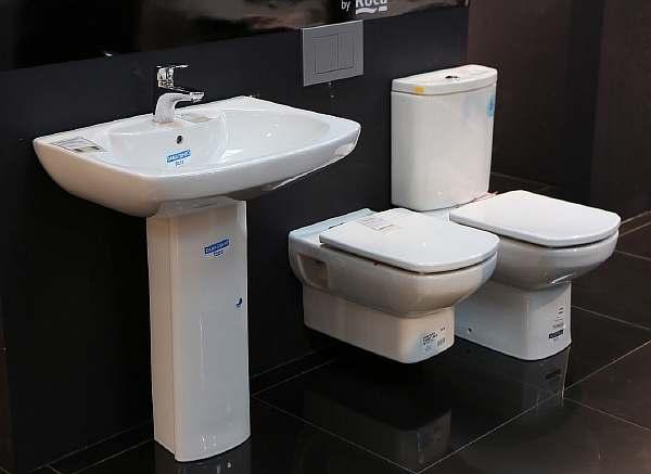Высота раковины в ванной от пола