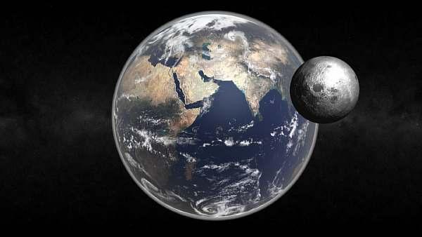 Расстояние до центра Земли в км: сколько в километрах до ядра