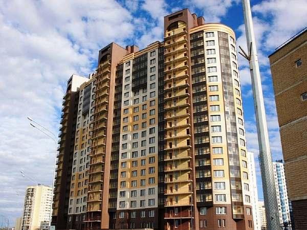 Высота 20-этажного дома