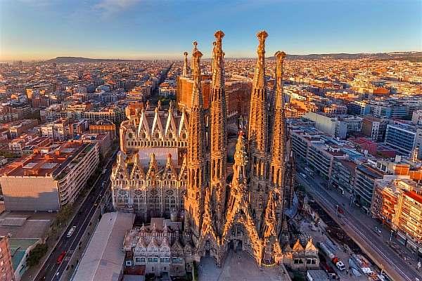 Расстояние от Барселоны до Салоу