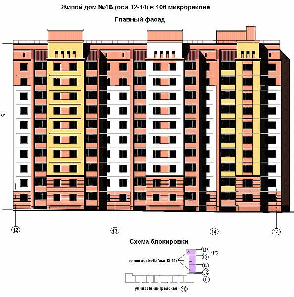 Высота этажа