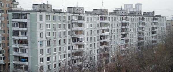 Московский район
