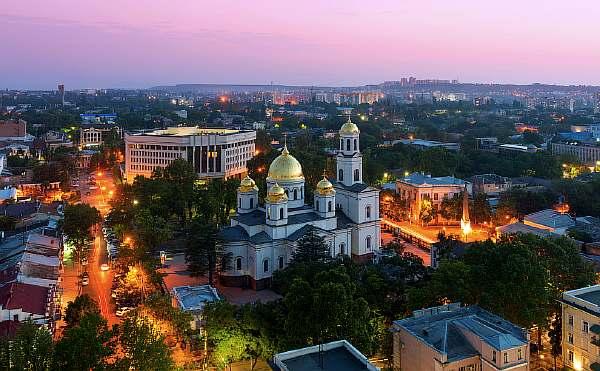 Церковь в Симферополе