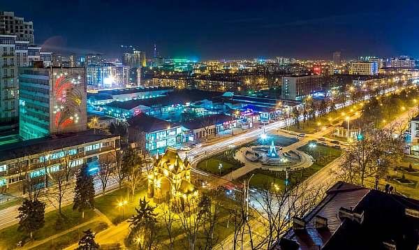 Расстояние от Краснодара до Туапсе