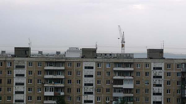 Крыша здания
