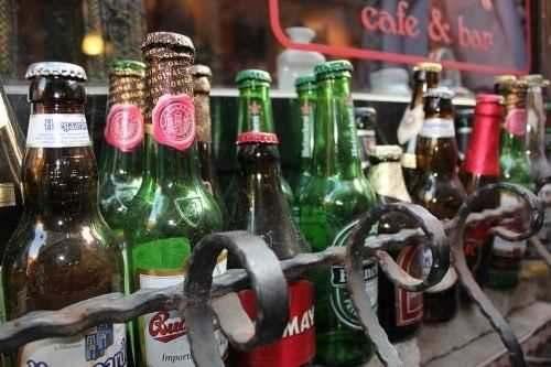 Вывоз алкоголя