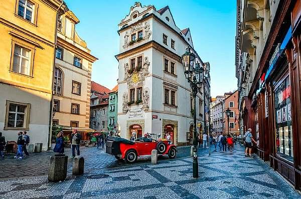 Расстояние от Праги до Дрездена