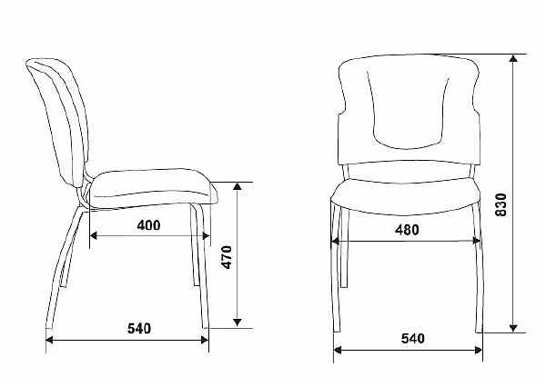 Высота мебели для офиса