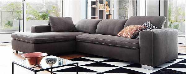 Высота дивана