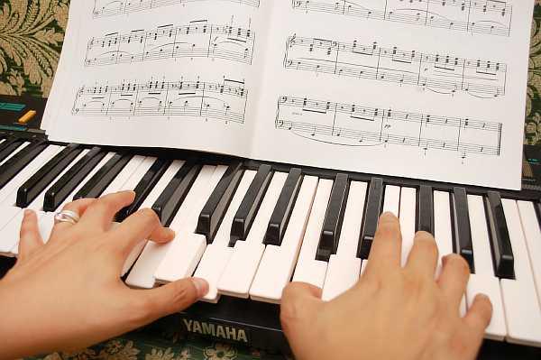 Игра по нотам