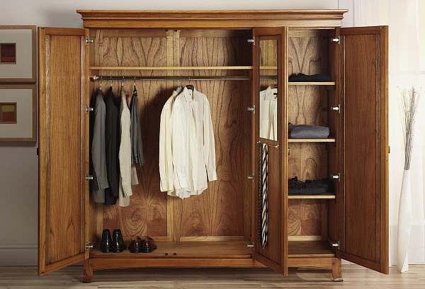 Высота шкафчика