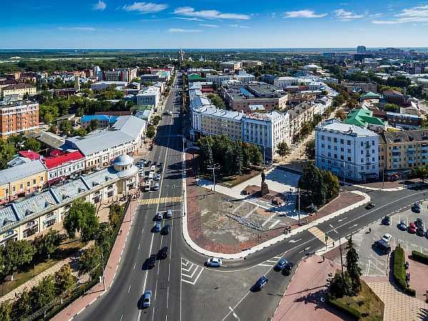 Расстояние от Москвы до Рязани