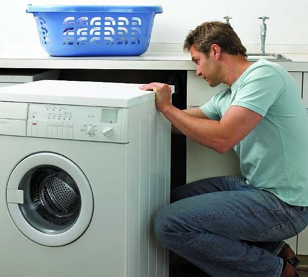 Высота слива для стиральной машины