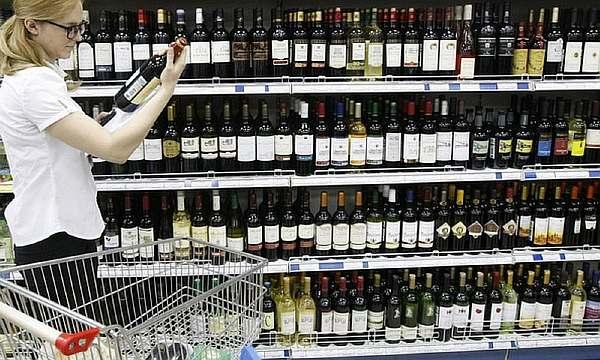 Нормы продажи алкоголя в субботу