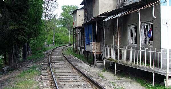 Расстояние от железной дороги до жилого дома