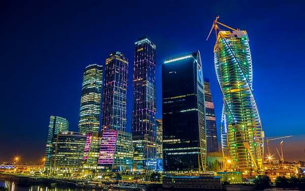 Ночной городок