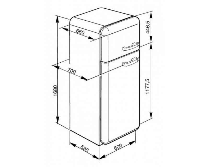 Размер агрегата