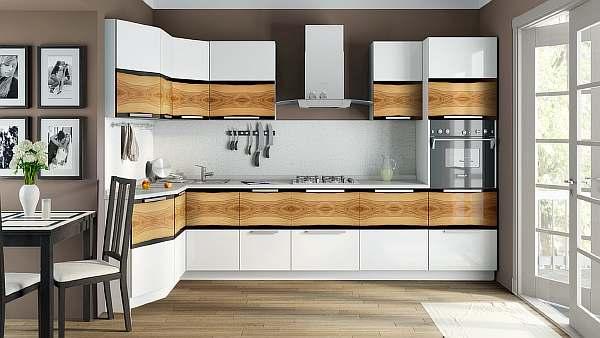 Расстояние между верхними и нижними шкафами кухни