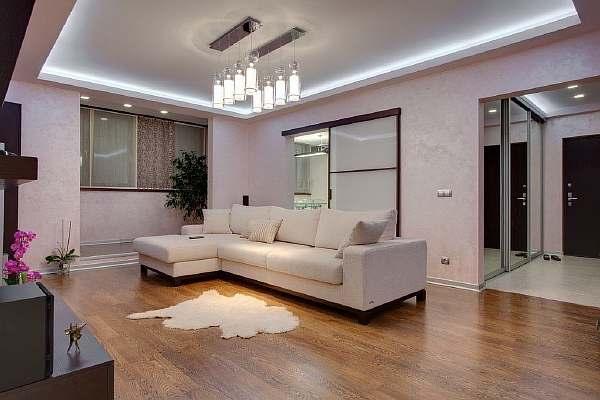 Освещение комнаты