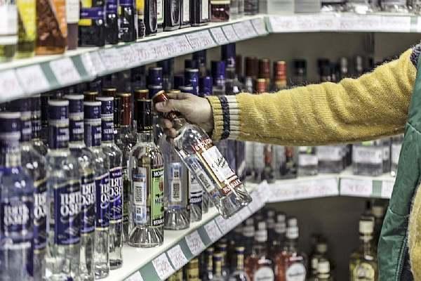 Продажа алкоголя в Красноярском крае