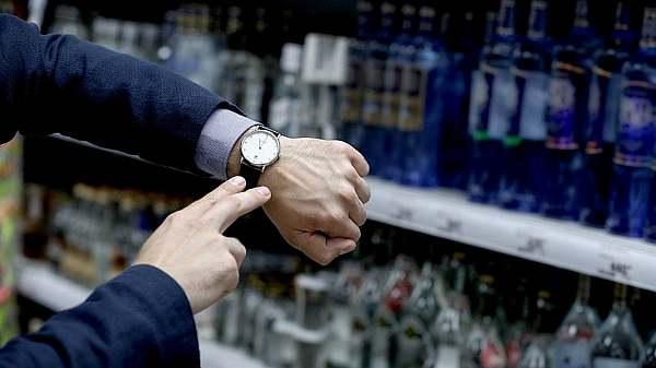 Продажа алкоголя в Крыму
