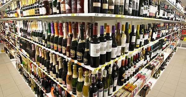 Продажа алкоголя в Самарской области