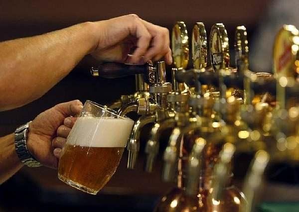 Реализация пива