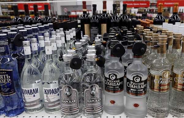Продажа алкоголя в Уфе