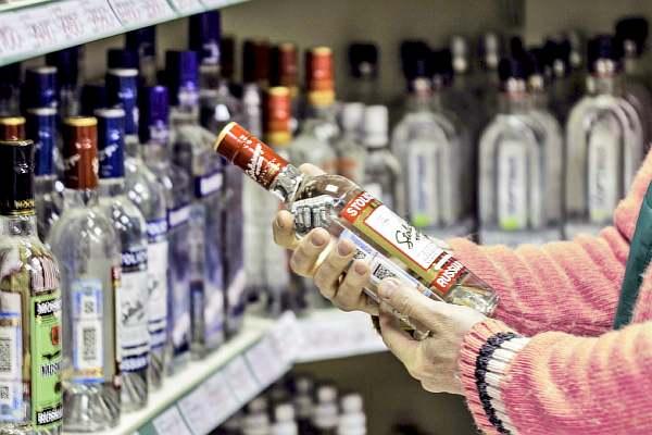 Продажа алкоголя в Нижнем Новгороде