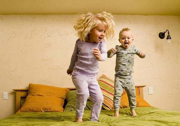 Шумные дети